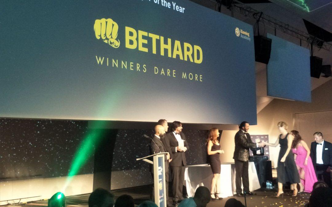 Bethard wins the iGaming Idol 2018 Employer of the Year Award