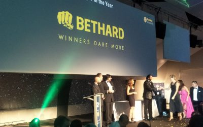 Bethard wins the iGaming Idol 2018 Employer of the Year Award