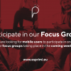 We are looking for focus group participants